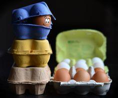 Free Image on Pixabay - Egg Cartons, Egg, Egg Box Funny Eggs, Health Benefits Of Eggs, Egg And I, Branding, Chicken Eggs, Free Images, Nutrition, Food, Egg Cartons