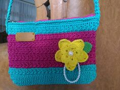 Star stich bag for little girl
