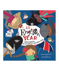 Another great find on #zulily! An English Year Hardcover by Quarto Publishing Group USA #zulilyfinds