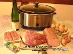 Choucroute Sausage, Paris, Meat, Table, Electric Skillet Recipes, Sauerkraut, Cooking Food, Home, Montmartre Paris