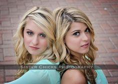 Sister Photography Poses | Sister - Photo pose - Frisco Plano Senior ... | Photography - posing