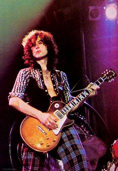 Jimmy Page, 1975