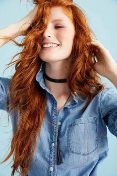 Fashion tips redhead