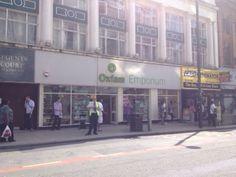 Oxfam Emporium Manchester