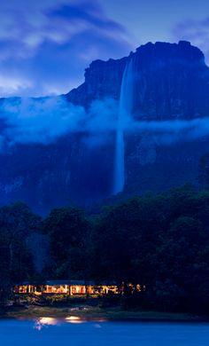 Angel Falls - Canaima National Park, Venezuela