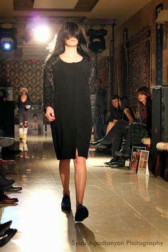 #Armenian Fashion Week - Day 3: Sophia Ivanidze aka Butsia Fialkov #sophiaivanidze #butsiafialkov #afw #SS14 #collection #georgian #fashion #designer #lookatmeow