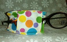 100% Cotton Adult or Child's Eye Patch for Lazy Eye, Amblyopia or Other Eye Conditions on Etsy, $8.99