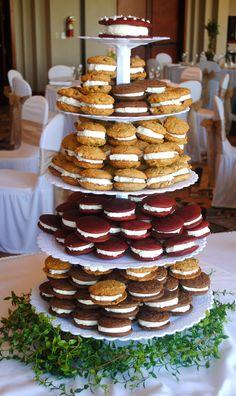 whoopie pie wedding inspo