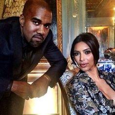 Kim Kardashian West and Kanye West's wedding album - Vogue Australia Kim Kanye Wedding, Kim Kardashian Wedding Dress, Kim And Kanye, Bruce Jenner, Jenner Family, Vogue Australia, Kardashian Jenner, Wedding Album, Wedding Beauty