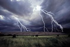 Thunder and Lightning Activities for Kids