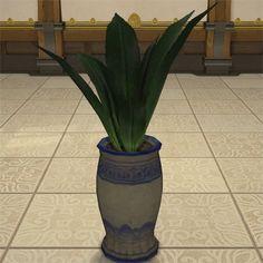 Potted Maguey Ffxiv Housing Furnishing In 2020 Garden Supply Online Organic Gardening Pot
