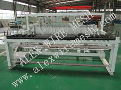 crimped wire mesh machine http://www.alexwiremesh.com/crimped-wire-mesh-machine.html  ALEX WIRE MESH CO., LIMITED Alex Zhu (Manager) Skype: alex150288 Wechat: 68090199 QQ: 68090199 Phone: +86-150-2881-7323 Whatsapp: +86-150-2881-7323 Email: manager@alexwiremesh.com Website: http://www.alexwiremesh.com Facebook: https://www.facebook.com/AlexWireMeshCoLtd