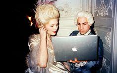 Kirsten Dunst  ( Marie Antoinette )