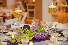 HYDRANGEA BOUQUETS LAYING DOWN ON A TABLE | Hitched: Boris & Karen's River East Art Center Wedding – Part 3 ...