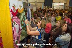 Festival Brasileiro de Quilt e Patchwork comemora os resultados da edição 2014 e confirma data para 2015