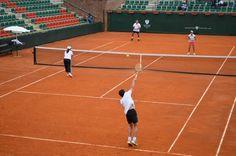 Se disputó el Cuadro Principal de la 16° edición del tradicional torneo modalidad dobles mixtos.