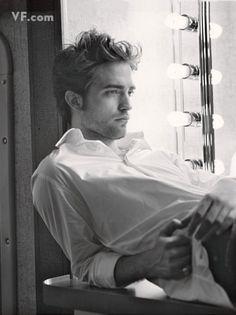 Robert Pattinson casmburg