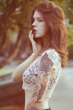 tattoo lace girl #tattoos #tattoo #ink #Tätowierung #tatuaje #tatouage