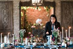 Love and Reverie, a pre-wedding editorial shoot photographed by The Daydreamer Studios. Rustic Wedding, Wedding Reception, Tablescapes, Wedding Blog, Ph, Editorial, Candles, Table Decorations, Floral