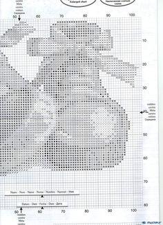 Solo Patrones Punto Cruz (pág. 1063) | Aprender manualidades es facilisimo.com