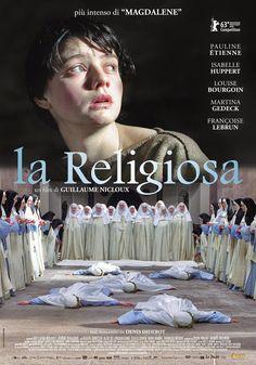 cover maniak!: La religiosa (2013)