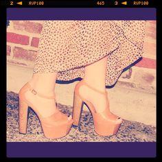 jessica simpson dany platform heels