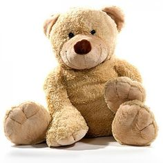 Traditional Teddy to Slovenia - http://www.247babygifts.net/traditional-teddy-to-slovenia/