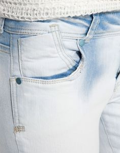 Bershka México - Jeans BSK detalle espejos