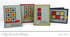 Cozy Greetings, Linen Background, Blueprints 20 Die-namics - Julie Dinn #mftstamps