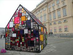 La casita de Mondrian. Tomado de www.bauhaus-classics24.com