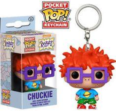 Pop Keychain: Rugrats - Chuckie