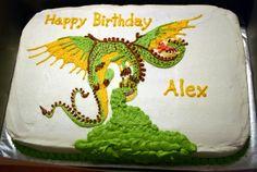 Zippleback Cake by plymouthcakery, via Flickr