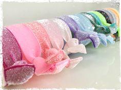 Fasce glitterate nella nuova gamma di colori! HIPPIE BANDS - S/S 2015