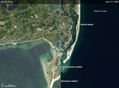Changes on the Cape Cod Coastline | Geography Education | Scoop.it