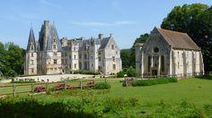 Château de Fontaine-Henry ~ Coterin ~ Manche ~ Normandy ~ France