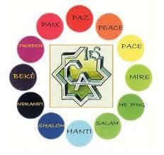 Resultado de imagen de paz en distintos idiomas