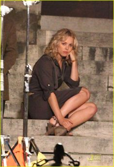 Rachel McAdams ...... Her first Hollywood movie was the 2002 comedy The Hot Chick.