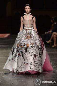 Dolce & Gabbana Haute Couture весна-лето 2016