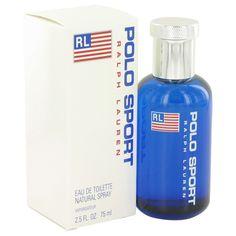 POLO SPORT by Ralph Lauren EAU DE TOILETTE Spray 2.5 oz for Men