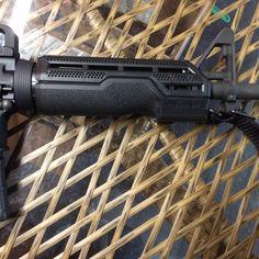 Michael T's A*B Pro Carbine Hand Guard Hand Guns, Hands, Firearms, Pistols