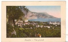 1914 Used Postcard Beaulieu France Vue Generale General View