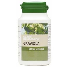 Rio Amazon Graviola 500mg, Rich in Anti-Oxidants, Immune Support - 60 Capsules by Rio Amazon. $30.99. Graviola also called guanabana is a powerful tree that grows deep within the Amazon rain forest in South America and throughout the Caribbean. The plant has been used for centuries by medicine men in South America to treat a number of ailments, including hypertension, influenza, rashes, neuralgia, arthritis, rheumatism, high blood pressure, diarrhoea, nausea, dyspepsia, u...