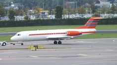 Dutch government Fokker 70