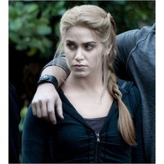 rosalie hale,<3 ❤ liked on Polyvore featuring twilight, emmett and rosalie, hair, nikki reed and people