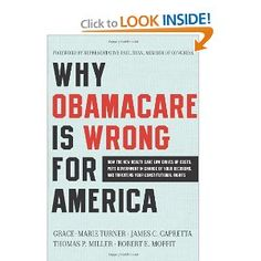 A good idea to read this book if you want to sit down at the grown up table and have any idea what you're talking about with Health Care policy in America today.