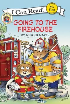 Going to the Firehouse (Little Critter Series) $4.99