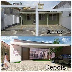 e0880b6be73 A Construtora Addy Magalhães sempre busca formas de inovar e agradar seus  clientes! Casa comercial