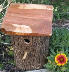 9 DIY Decorative Birdhouse Ideas