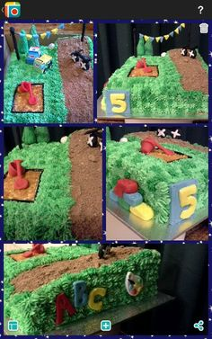 Sweet Cheeks Cake