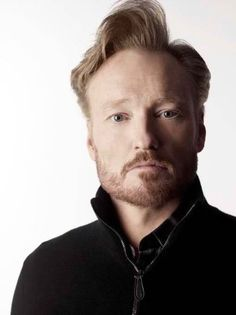 Conan O'Brien: American television host, comedian, writer, producer, musician, and voice actor.